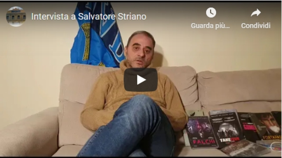 Intervista a Salvatore Striano